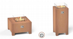 Gas Fired Fire Tables